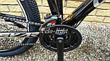 Велосипед гірський MTB Oskar Sporta 27.5 колеса гідравлічні гальма, фото 7