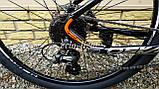 Велосипед гірський MTB Oskar Sporta 27.5 колеса гідравлічні гальма, фото 8