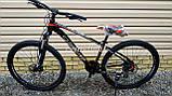 Велосипед гірський MTB Oskar Sporta 27.5 колеса гідравлічні гальма, фото 10
