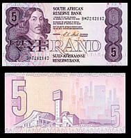 Южная Африка (ЮАР) 5 rand 1978-90 Pick  UNC