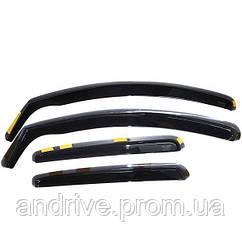 Вітровики вставні для SEAT IBIZA 2008-> COMBI (універсал)