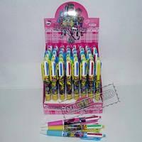 Ручка кулькова автомат на 4 кольори 1524-8 ш.к.00230780