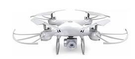 Квадрокоптер Koome K3C с камерой и wi-fi, белый