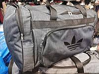(36*64)Спортивная дорожная a'di'da's мессенджер оптом/Спортивная сумка только оптом, фото 1