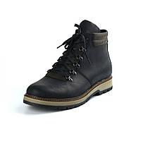 Зимние ботинки хайкеры кожаные на меху мужская обувь Rosso Avangard Rangers 21st Centry Crazy, фото 1