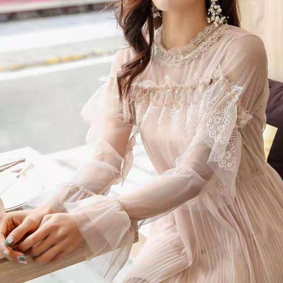 Ошатне плаття з бісером на грудях 42-46 (в кольорах)