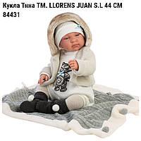 Кукла Llorens  Тина  ТM. LLORENS JUAN S.L  44 СМ