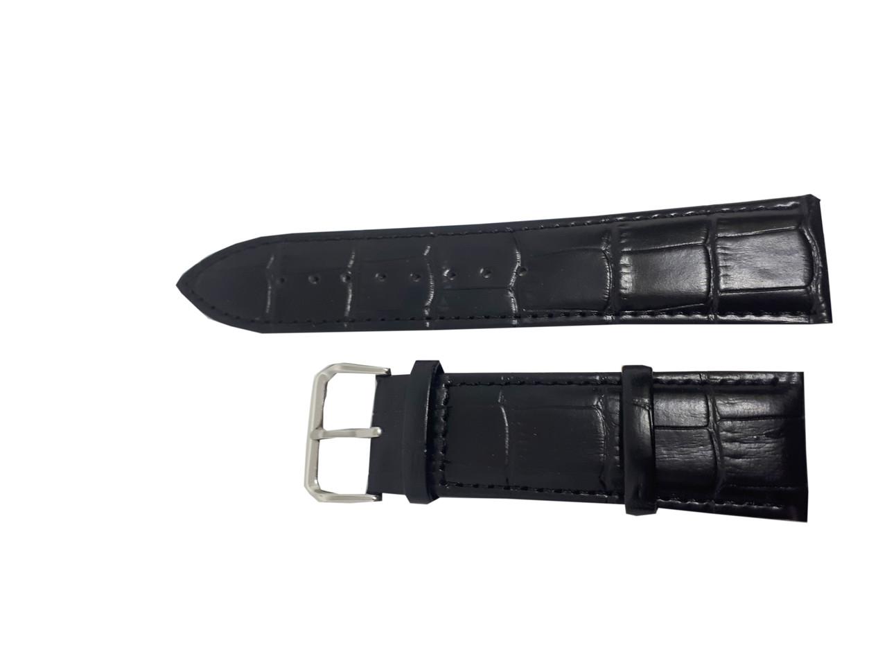 Ремешок  для часов JN 22мм черный