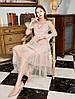 Вечернее платье в стиле ампир 42-46 (в расцветках), фото 4