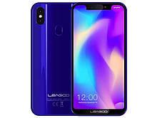 """Смартфон Leagoo S9 blue синий (2SIM) 5,85"""" 4/32GB 8/13+2Мп 3G 4G оригинал Гарантия!"""
