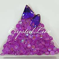 Стрази ss20 Crystal Electric Purple DeLite 100шт, (5.0 мм)