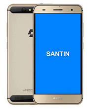 Смартфон Santin Actoma Ace gold 2/32ГБ