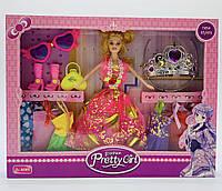 Кукла - модная девушка
