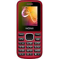 Мобильный телефон Nomi i188 Red