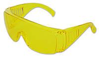 Очки защитные желтые Technics 16-526 | Окуляри захисні жовті Technics 16-526