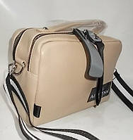 Женская сумка 1405-Л беж женские сумки и клатчи недорого оптом Одесса 7 км