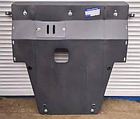 Защита двигателя RENAULT Trafic 2001-2015 под бампер, боков.крылья