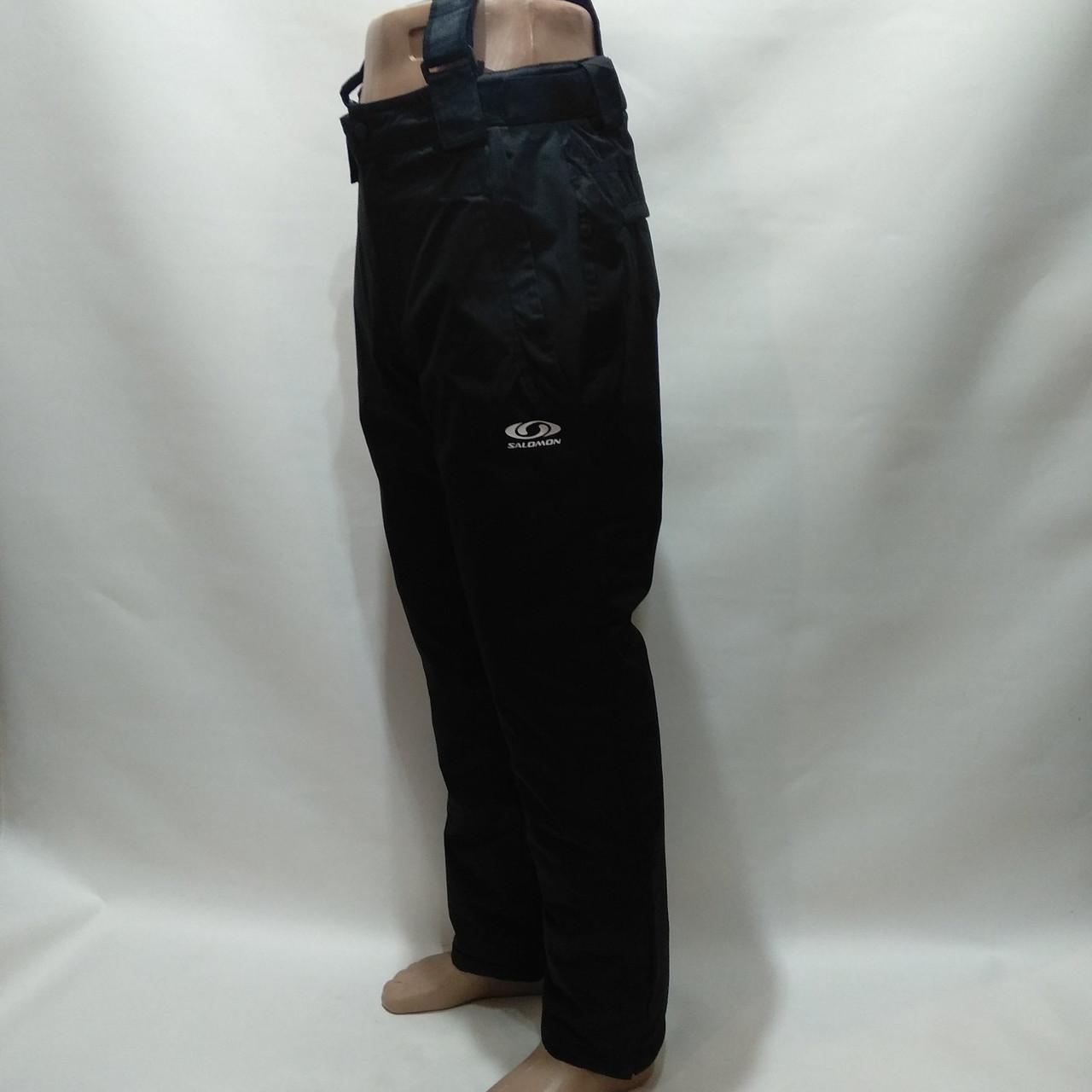 Мужские горнолыжные штаны SALOMON реплика терма