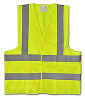 Жилет сигнальный желтый Technics 16-630   Жилет сигнальний жовтий Technics 16-630