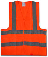 Жилет сигнальный оранж Technics 16-631 | Жилет сигнальний помаранч Technics 16-631