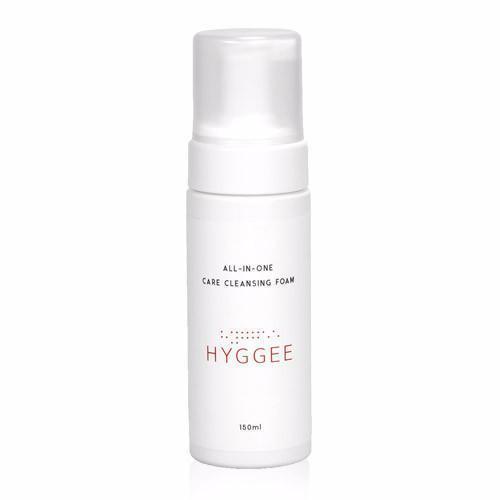 HYGGEE All-In-One Care Cleansing Foam Пенка для умывания лица с низким уровнем pH