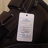 Ботинки кроссовки зимние подростковые размеры 35 для мальчика, фото 4