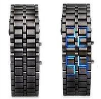 Нестандартные часы Самурай Iron Samurai Отсутствие стандартного циферблата Делает их эксклюзивными Код: КШ0476
