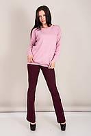 Женский свитер с вырезом на воротнике Турция, фото 4
