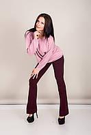 Женский свитер с вырезом на воротнике Турция, фото 2