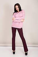 Женский свитер с вырезом на воротнике Турция, фото 7