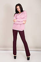 Жіночий светр з вирізом на комірі Туреччина, фото 7