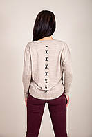 Жіночий светр з бічними кишенями Туреччина, фото 2