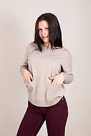 Жіночий светр з бічними кишенями Туреччина, фото 4