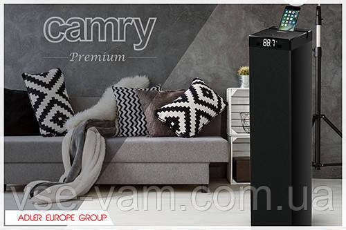 Акустическая система Camry CR 1163 стерео звук, Bluetooth