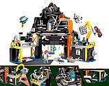 Конструктор Будинок-вулкан гармадона 689 деталей JVToy 16007 серія Герої ніндзя, фото 2