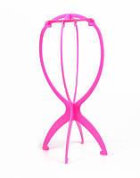 Подставка для парика розовый, фото 1