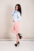 Стильний жіночий светр з горлом хомут Туреччина, фото 2