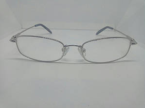Очки для зрения -2.0 титановая оправа (подростковая)