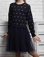 Платье с фатиновой юбкой, фото 1