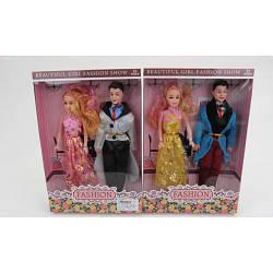 A 1836ABCD Кукла семья .