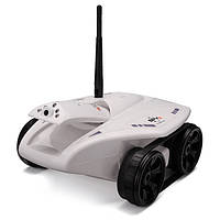 Танк-шпион WiFi Happy Cow I-Tech с камерой / Танк-шпигун WiFi Happy Cow I-Tech з камерою