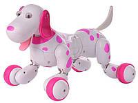 Робот-собака радиоуправляемый Happy Cow Smart Dog (розовый) / Робот-собака радіокерований Happy Cow Smart Dog