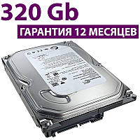"Жесткий диск для компьютера 3.5"" 320 Гб/Gb Seagate Pipeline HD, SATA3, 8Mb, 5900 rpm (ST3320311CS), винчестер"
