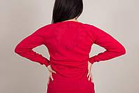 Женский свитер с V-образным вырезом Турция, фото 3