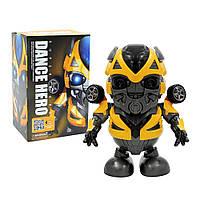 Интерактивная игрушка Танцующий герой Марвел Dance Hero Bumblebee (Бамблби)