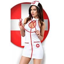 Костюм сексуальної медсестри CHILIROSE 3854