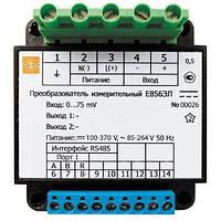 Е856ЭЛ Преобразователи измерительные постоянного тока и напряжения