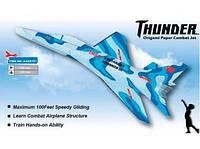 Самолёт (истребитель) метательный ZT Model Thunder / Літак (винищувач) метальний ZT Model Thunder