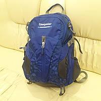 Рюкзак женский Onepolar 1552 синий 23 литра долговечный