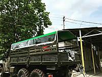 Тенты для грузовиков из ПВХ ткани